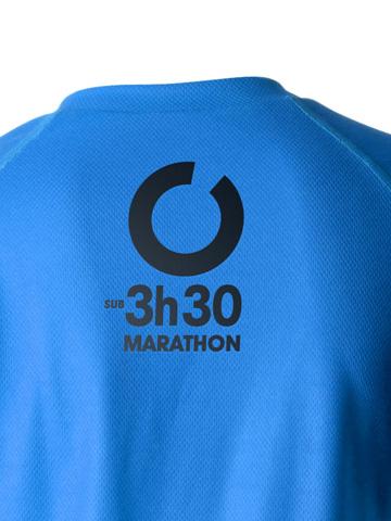 Blue Women's T-Shirt Detail