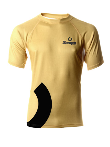 Gold Men's T-Shirt