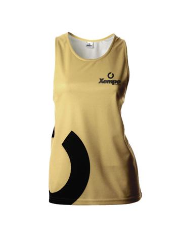 Gold Women's Vest