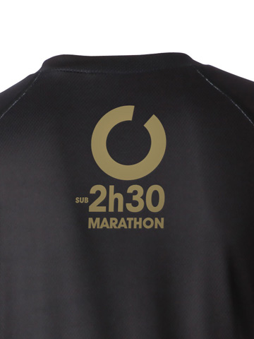 Gold Women's T-Shirt Detail