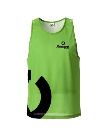 Green Men's Vest