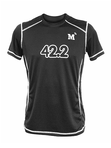 MT T-Shirt, Black - Men's Front