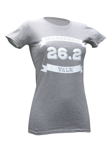 MT T-Shirt, Grey - Women's