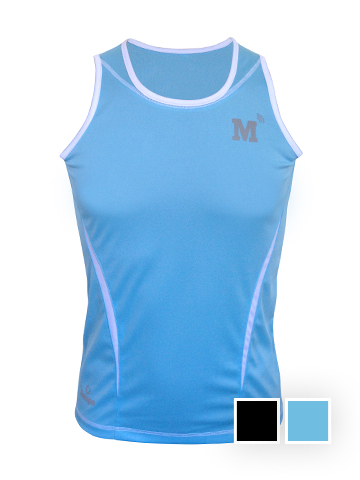 MT Vest, Baby Blue - Women's