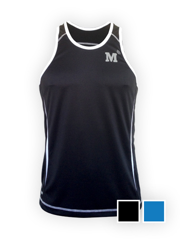 MT Vest, Blue - Men's