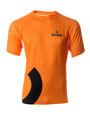 Orange Men's T-Shirt