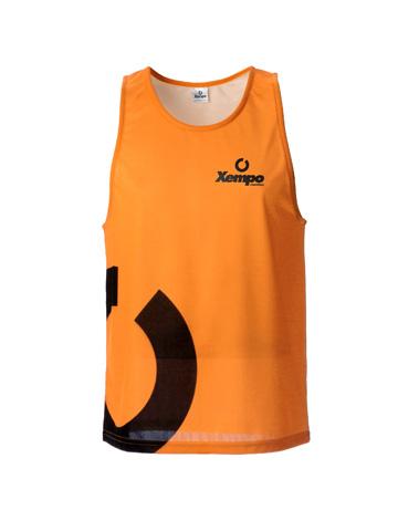 Orange Men's Vest
