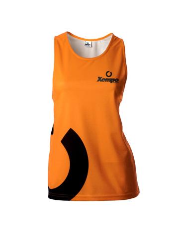 Orange Women's Vest