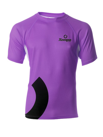 Purple Men's T-Shirt