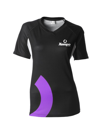 Purple Women's T-Shirt Front