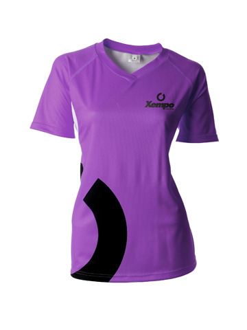 Purple Women's T-Shirt