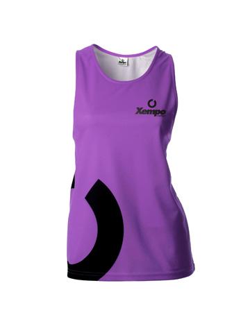Purple Women's Vest