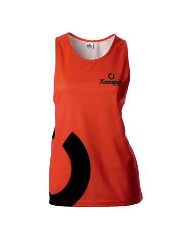 Red Women's Vest