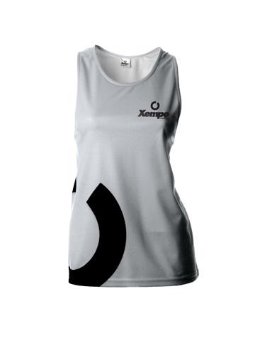 Silver Women's Vest