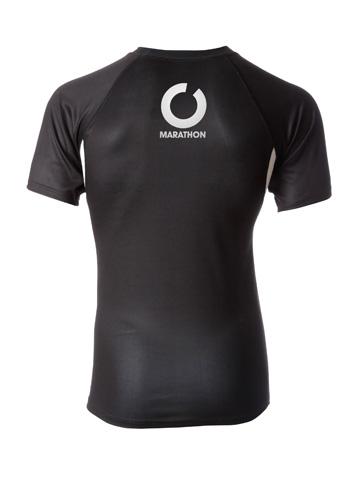 White Men's T-Shirt Back