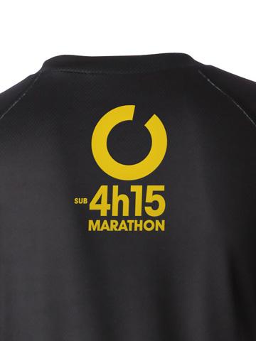 Yellow Women's T-Shirt Detail