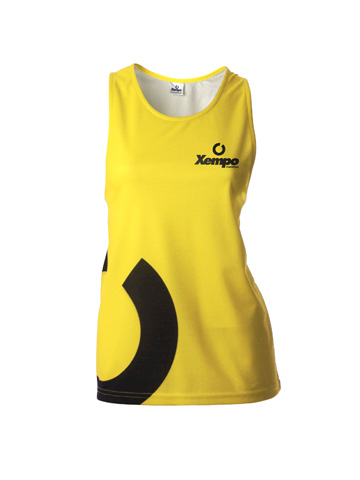 Yellow Women's Vest
