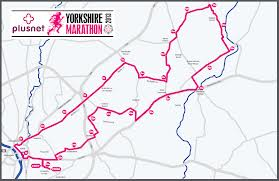 york marathon course