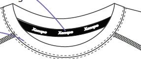 sample - inside necktape